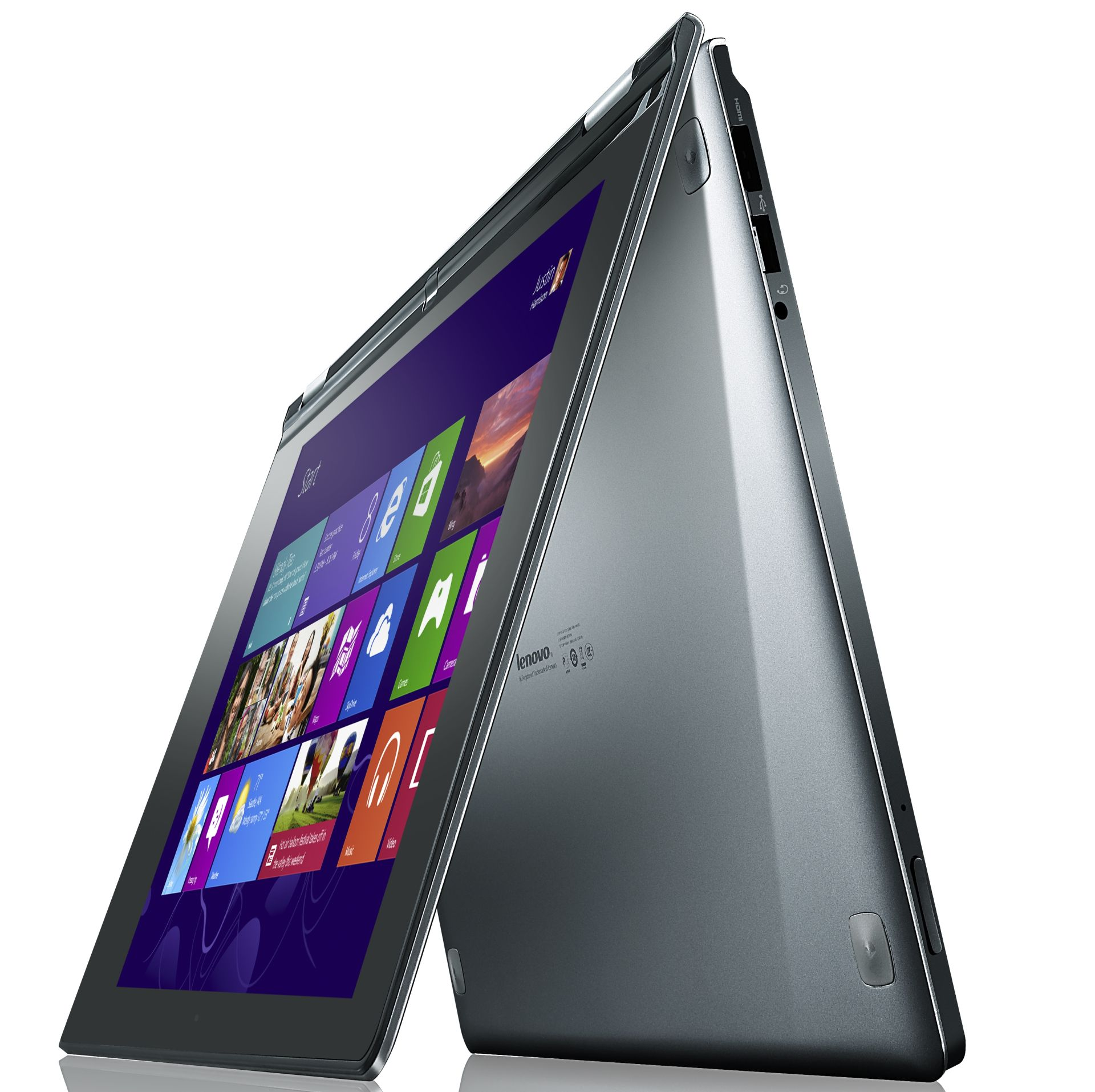 Lenovo Yoga Convertible