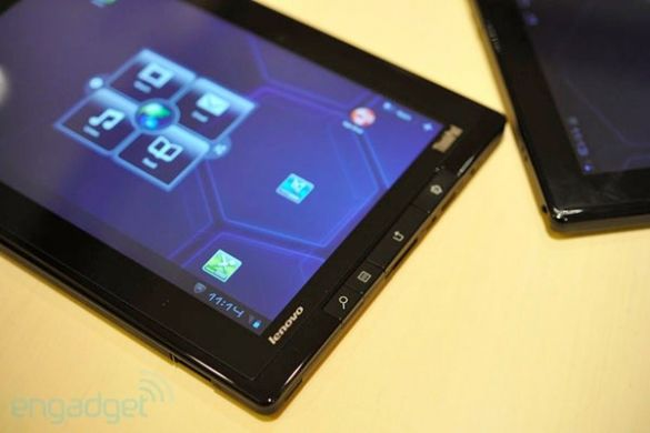 Lenovo ThinkPad Business Tablet