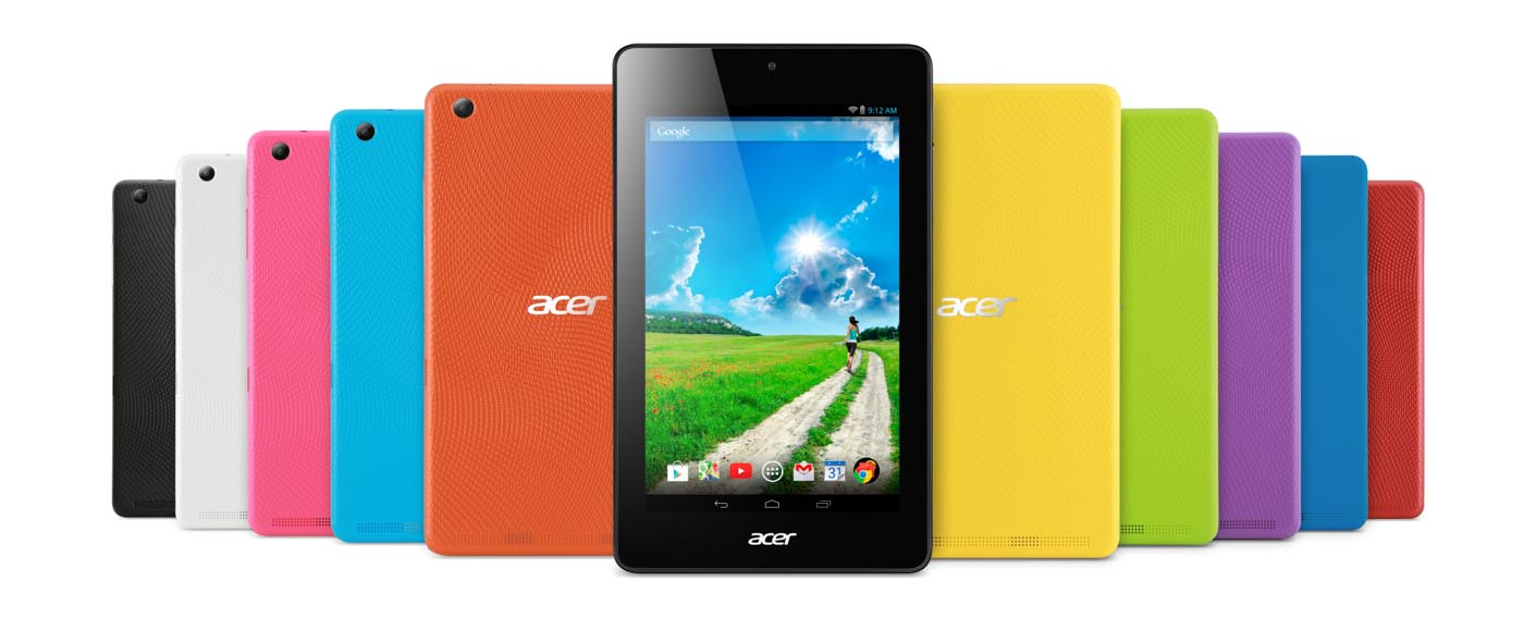 acer iconia one8