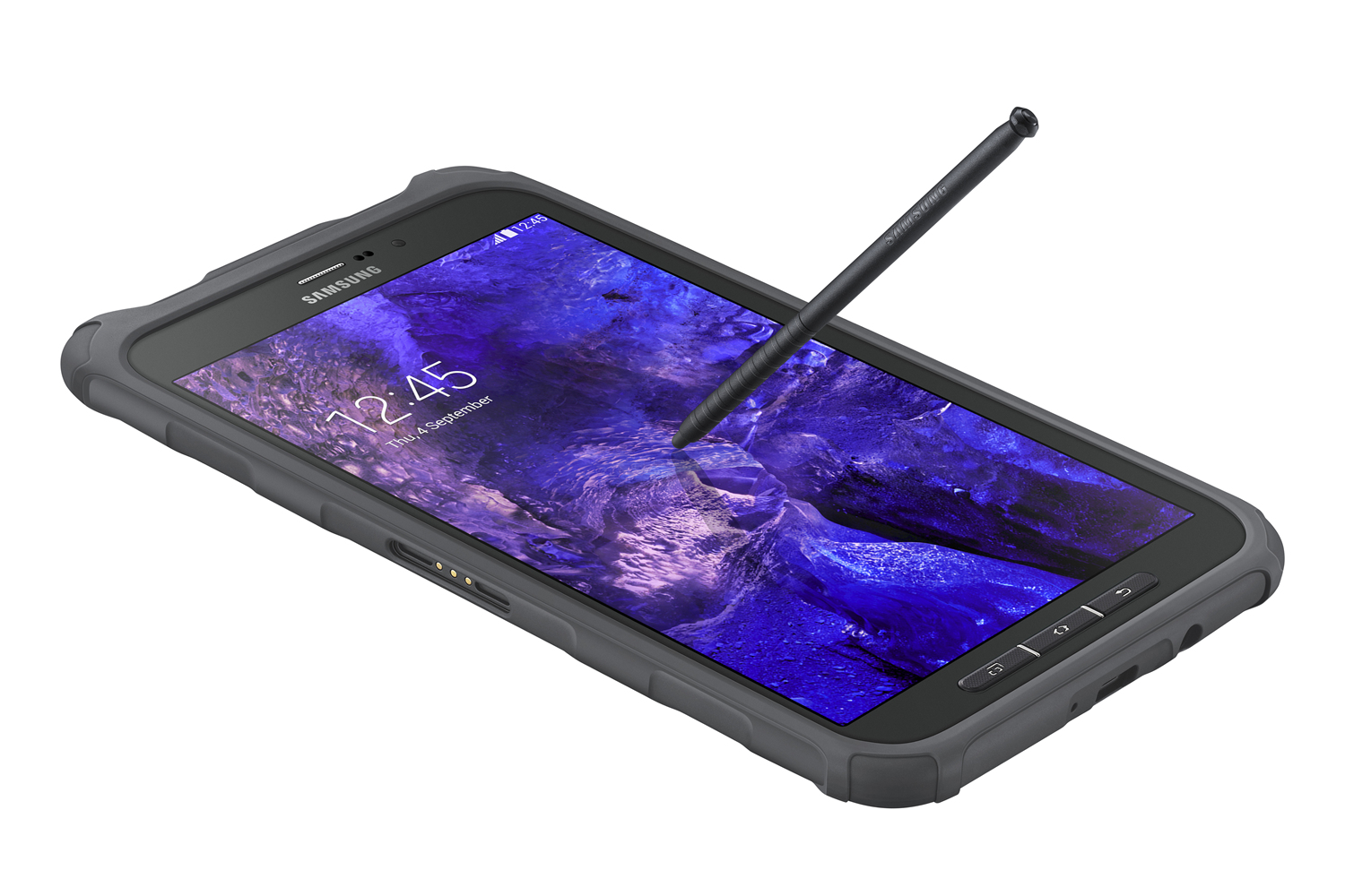 Galaxy Tab Active mit Stift