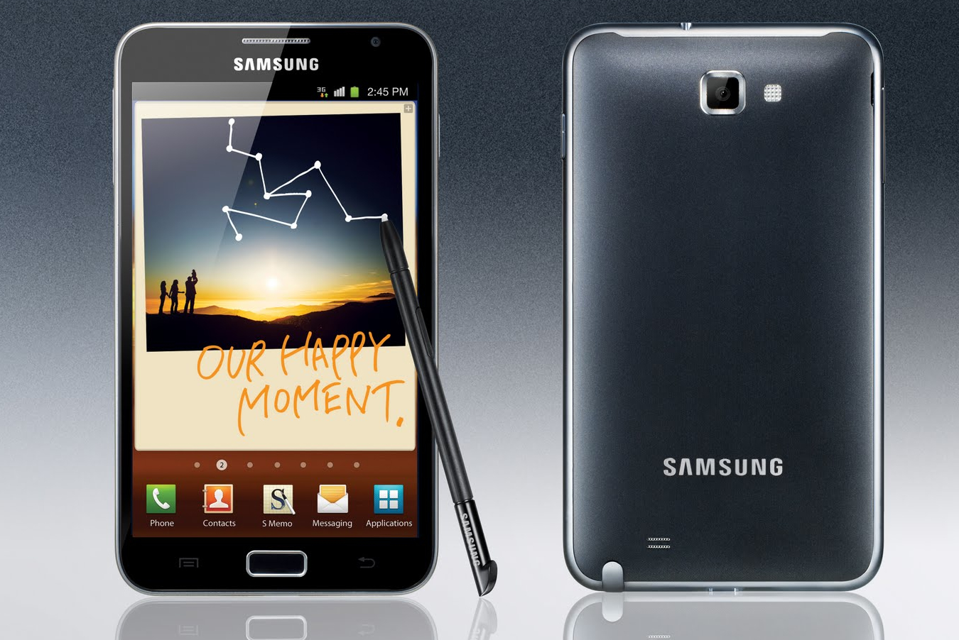 Samsung Galaxy Note 2011