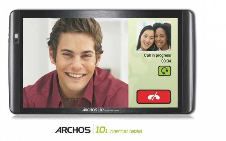 Archos Internet Tablet 10.1