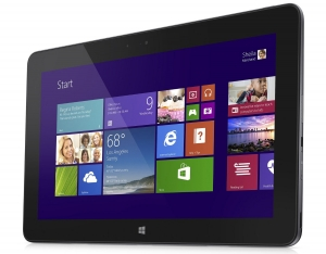 10.1 Zoll großes Windows Tablet - Dell Venue 10 Pro 5055 mit Digitizer und Tastatur Dock
