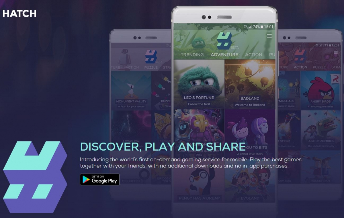 Spiele Smartphone Android