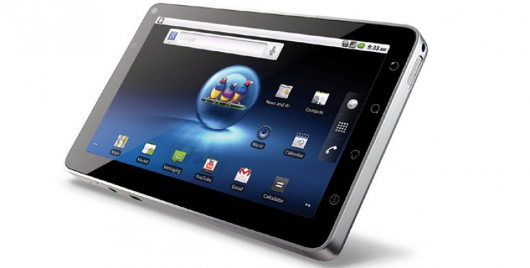 Günstiges Android 2.2 Tablet ViewSonic ViewPad 7
