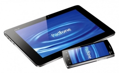 ASUS PadFone Werbevideo