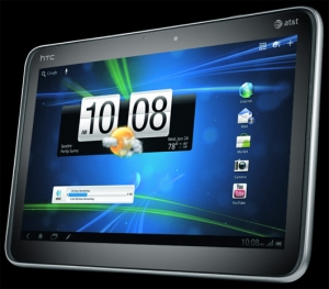 HTC Tablet Jetstream mit LTE/4G Modem und Dual Core 1.5 GHz | IFA2011