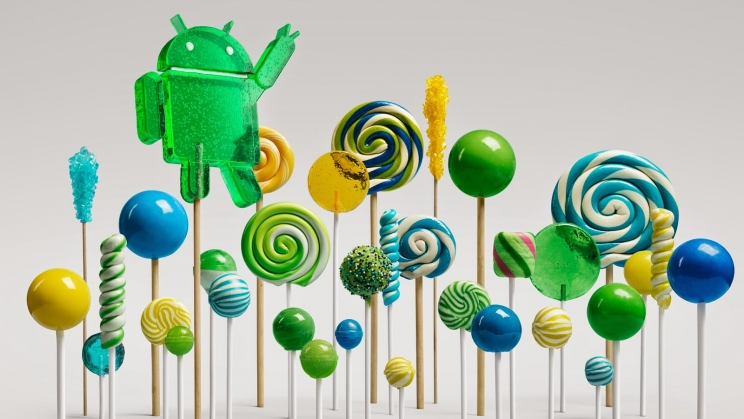 Android 5.0 Lollipop Update kommt für Samsung Galaxy Tab S Tablets