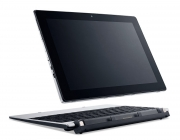 Acer One S1001: Quad-Core Windows-Tablet mit HDD im Keyboard-Dock